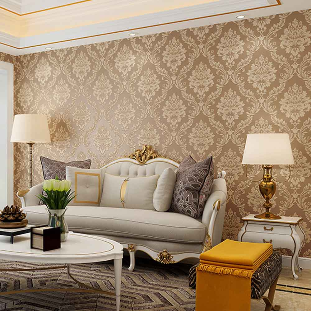 53*950cm Patch Living Room TV Background Wallpaper 3D Non ...